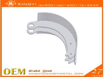 5030-203-SMB203 Brake Shoe