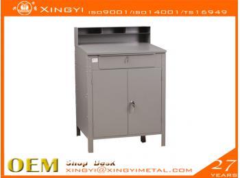 Locking Cabinet Desk