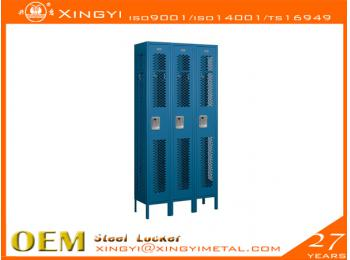vented locker Single Tier