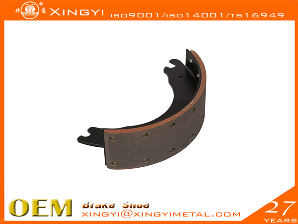 1308E Lined Shoe Assembly