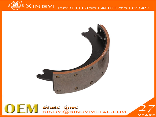 1308Q Lined Shoe Assembly