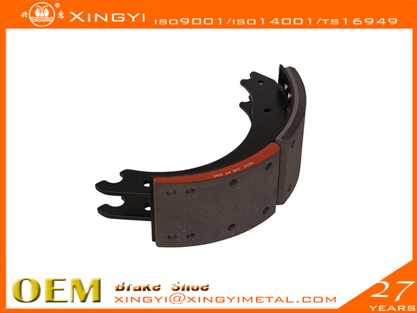 4524 Lined Shoe Assembly
